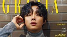 韓國藝人柳俊烈最新時裝雜誌寫真曝光