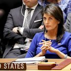 Nikki Haley Fights Back Over Sanctions, Exposing Political Tensions
