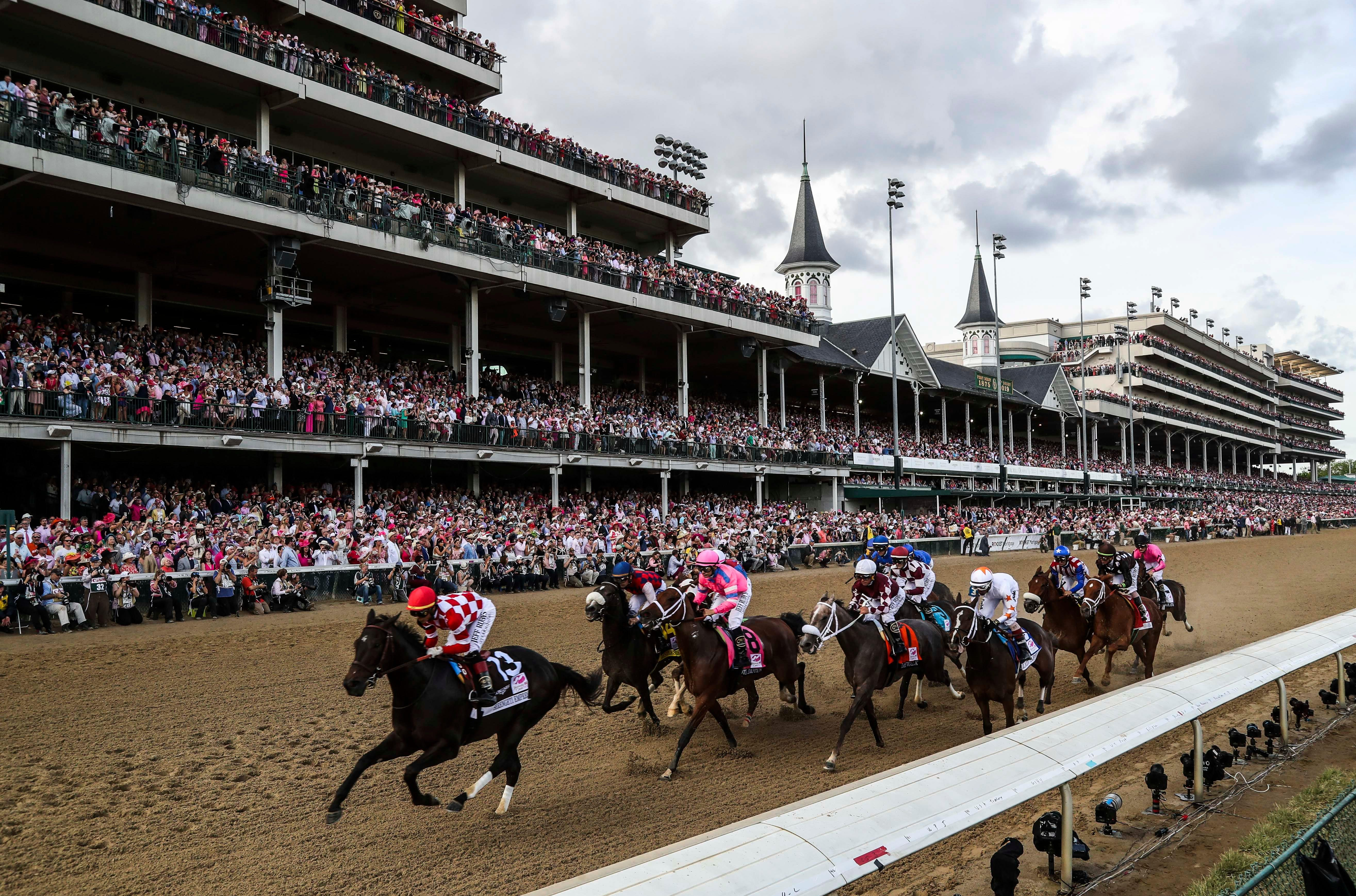 Kentucky Oaks' field set with Gamine, Swiss Skydiver favored in Friday's race at Churchill Downs