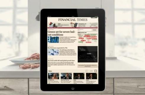 Financial Times web app debuts for iOS, more tablets to come (video)