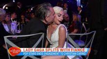 Lady Gaga splits from fiance Christian Carino