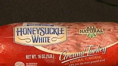 Cargill Recalling Ground Turkey