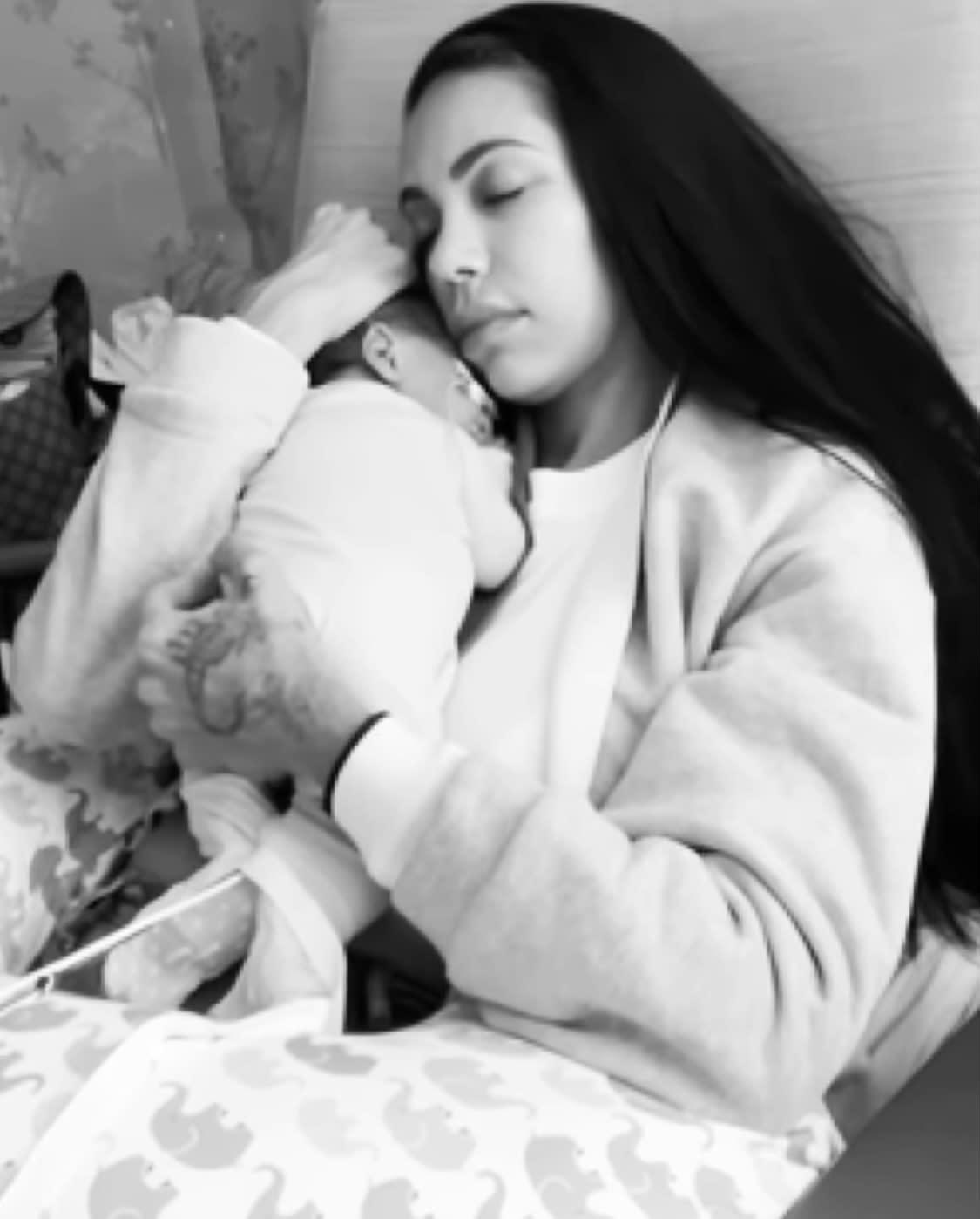 Safaree Samuels and Erica Mena's newborn son in intensive care