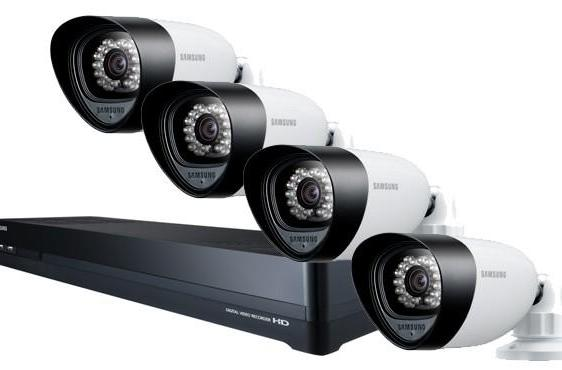 Samsung Techwin announces two new HD CCTV systems for the security conscious resolution snob