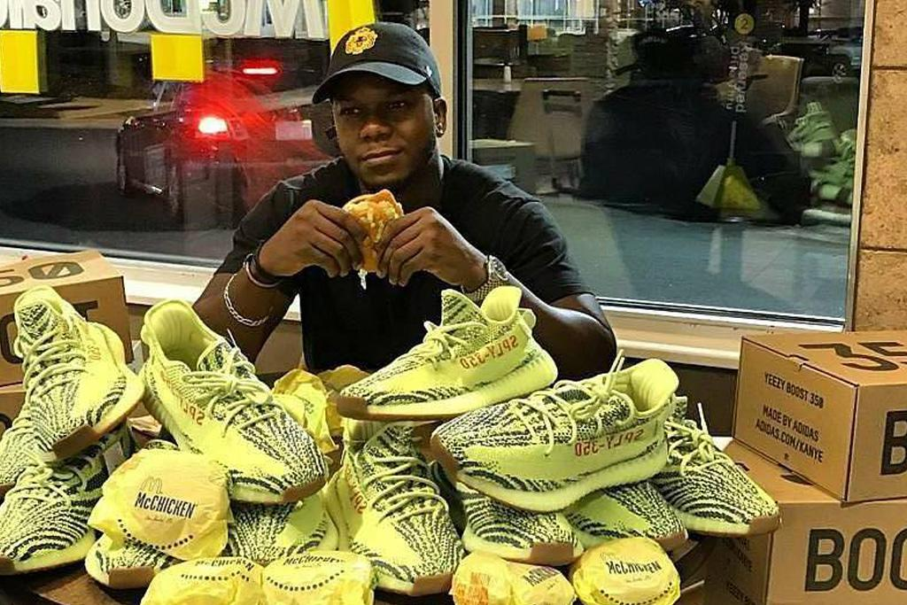 b509a4e55 Why Are These New Yeezy Shoes Being Compared to McDonald s Sandwiches