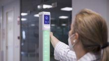 El mundo que se nos viene: la máquina que te va a medir la temperatura en público cada vez que salgas de casa