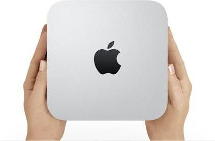 Seriously though, where is the new Mac mini?