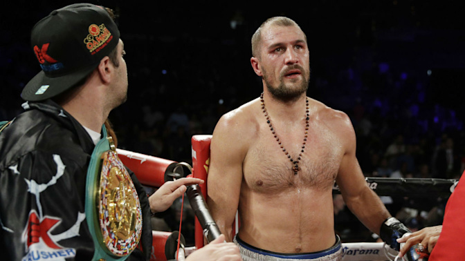 Kovalev wants new trainer after Ward losses