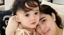 Dani Barretto angered over baby bashing online