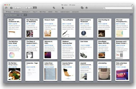 Evernote updates Mac and iOS apps, makes it harder to forget those chores