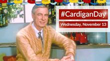 Why people are wearing cardigans to celebrate World Kindness Day