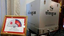 Japan donates ballot boxes worth $7.5 mln for Cambodia election