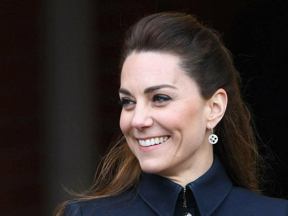 Kate 3. Schwangerschaft
