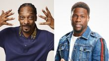 Kevin Hart and Snoop Dogg Are Going to Be Recapping the Olympics