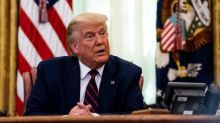 'He is a coward': Trump condemned for reportedly calling US war dead 'suckers'