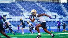 With multiple positions up for grabs, James Madison begins important 'fall ball' practice period
