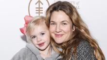 Drew Barrymore's Daughter Frankie Gives Us Major Gertie Vibes