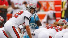 Tom Brady gets first Buccaneers win as Tampa defeats Carolina 31-17