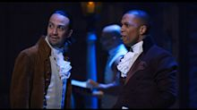 Lin-Manuel Miranda, 'Hamilton' cast on why it's the perfect time for film release: 'We're in a moment where we're talking about systemic injustice'