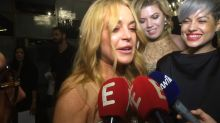 Fans baffled by Lindsay Lohan's bizarre new accent