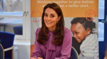 Kate Middleton's wardrobe mishap proves she's just like us