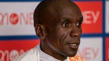 Eliud Kipchoge and Kenenisa Bekele duel in London Marathon's battle of stars and shoes