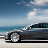 Tesla just made its Model S the fastest new car you can buy