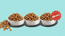 Several Dog Food Products Are Being Recalled Due To Toxins