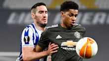Man Utd almost through but British rivals still have work to do in Europa League