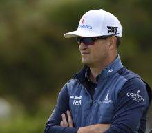 Watch this: Zach Johnson gets choked up as Payne Stewart's family surprises him with award