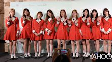 TWICE talk food, fun and fans at press conference in Singapore