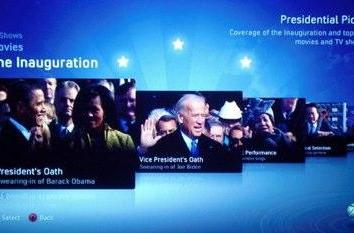 Missed the Inauguration? Xbox Live has you covered