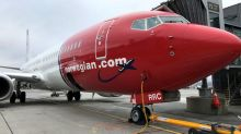 Norwegian Air to sell new shares at close to 80% discount