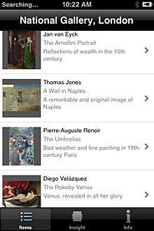 A free app for those who love art
