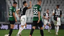 Juventus-Atalanta 2-2: la Dea si fa riprendere due volte, Ronaldo salva Madama