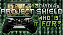 Project SHIELD: Who Is It For? Adam Sessler at CES 2013 - Rev3Games Originals