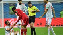 Spain slam 'disloyal' Iran tactics after great escape