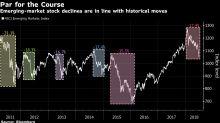 Trade Spat Gives Markets Bitter Ending for Quarter