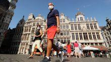 Ganz Belgien und fast ganz Frankreich Corona-Risikogebiet - Neue Regelungen bei Reisewarnungen