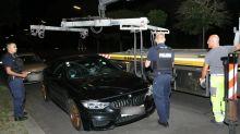Polizei und Feuerwehr: Blaulicht-Blog: Polizei stoppt betrunkenen Raser in Neukölln