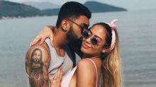 Gabigol e Rafaella estão juntos desde o começo de julho, crava colunista