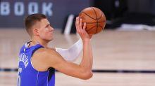 Mavericks' Kristaps Porzingis (knee) to miss Game 5 vs. Clippers