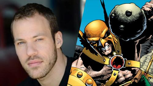 DC's Legends of Tomorrow' Casts Hawkman for 'Arrow' and