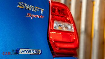 輕油電大軍壓境,SUZUKI Swift/Swift Sport Hybrid 12月聯手發表!