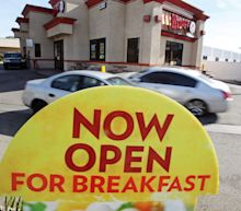 Wendy's breakfast is on track for more than $1 billion in sales: CEO
