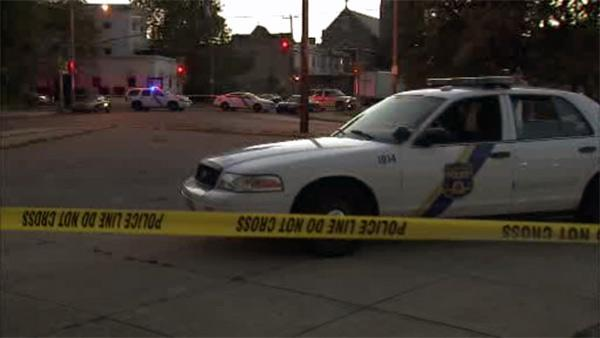2 hospitalized after drive-by shooting in West Philadelphia