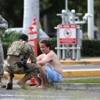 Pearl Harbor shooting: Two dead as gunman opens fire at Hawaii military base