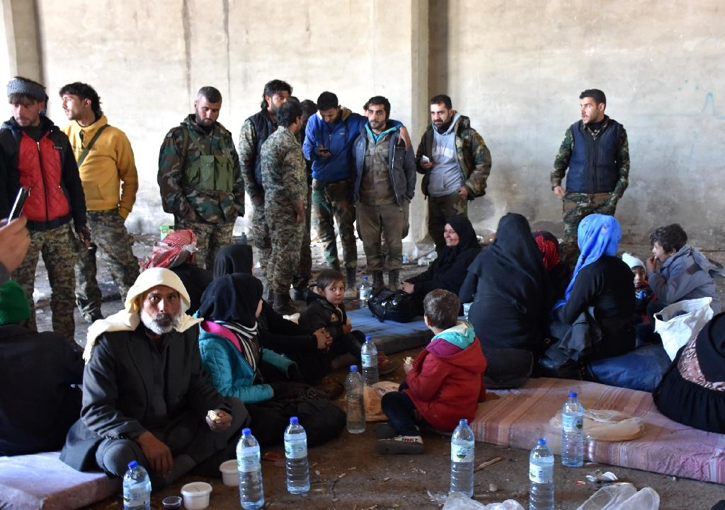 Analysts say the Aleppo bombings aim to push war-battered, hungry residents to turn against the armed opposition
