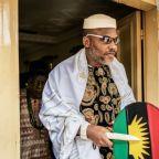 Nigeria resumes trial of Biafran separatist leader