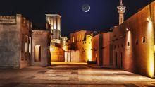 【夜遊杜拜】一千零一夜‧阿拉伯風情畫